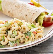 Short Pastas from Marzetti Frozen Pasta® are perfect for salads and a variety of other applications